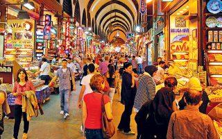 Πέντε χρόνια και 4 εκατομμύρια δολάρια χρειάστηκαν για την αναμόρφωση της «Αιγυπτιακής αγοράς» στην Κωνσταντινούπολη.