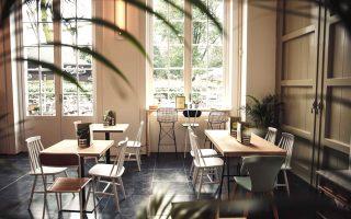 Στο La Fabrique en Ville θα πάτε για καφέ και γλυκό, και για brunch τα Σαββατοκύριακα. (Φωτογραφία: Jan bellen, Jonverhoeft, Senne Van Der Ven)