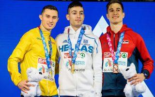 Ο Μίλτος Τεντόγλου κατέκτησε ένα ακόμα χρυσό μετάλλιο.