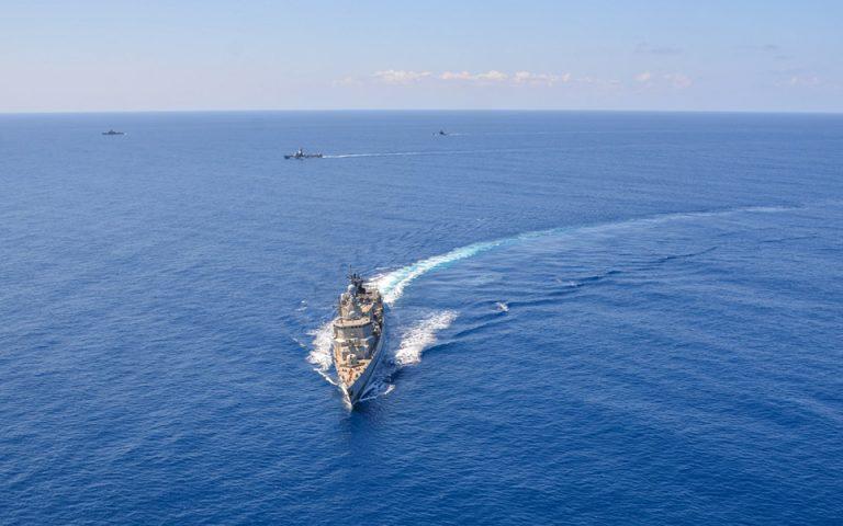 """Συμμετοχή του Πολεμικού Ναυτικού στην Πολυεθνική Άσκηση """"NOBLE DINA 2019"""""""