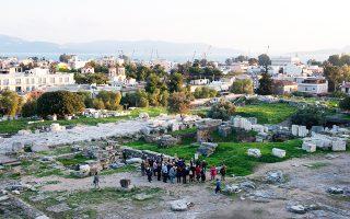 Το «myEleusis» εγκρίθηκε από τη Γ.Γ. Ερευνας και Τεχνολογίας για την ψηφιακή ανάδειξη του Αρχαιολογικού Μουσείου Ελευσίνας ενόψει της Πολιτιστικής Πρωτεύουσας 2021 - Φωτογραφία Βαγγέλης Γκίνης