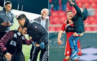 Λουτσέσκου και Κούτρης έστειλαν τα δικά τους ξεχωριστά μηνύματα και ανέδειξαν μια χαμένη πτυχή του ποδοσφαίρου, κάνοντας ευτυχισμένους μικρούς και μεγάλους φιλάθλους της ομάδας τους, οι οποίοι αντιμετωπίζουν προβλήματα υγείας.