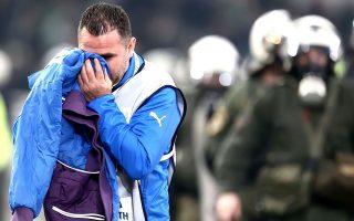 Ο επικεφαλής της Επιτροπής Παρακολούθησης, Χέμπερτ Χούμπελ, φέρεται να έχει στείλει την έκθεσή του για όσα έγιναν στο ελληνικό ποδόσφαιρο το τελευταίο έτος, με κατακλείδα τα γεγονότα του ΟΑΚΑ.