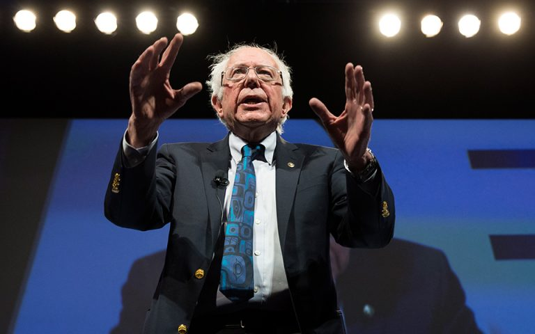 ΗΠΑ: «Ξεχωρίζουν» Σάντερς και Μπάιντεν στους Δημοκρατικούς