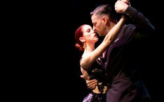«Tango X» στο Γυάλινο Μουσικό Θέατρο.