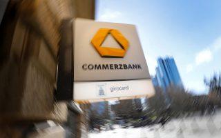 Η συμφωνία ανάμεσα στην Deutsche Bank και την Commerzbank, αν και έχει τη στήριξη του Βερολίνου, δεν φαίνεται τόσο εύκολη υπόθεση.