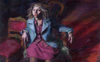 «Ναταλία» (2009), έργο του Στέφανου Δασκαλάκη.