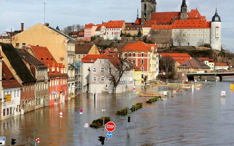 Τα ακραία καιρικά φαινόμενα κόστισαν μισό τρισ. στην Ευρώπη