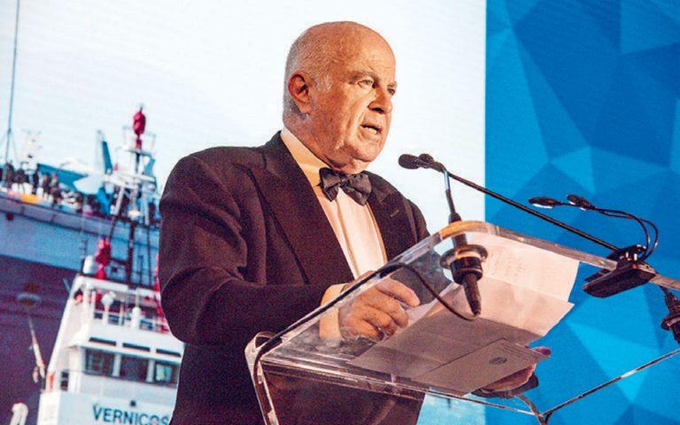 Το Ελληνοαμερικανικό Εμπορικό Επιμελητήριο βράβευσε τον εφοπλιστή Νίκο Βερνίκο στη Νέα Υόρκη