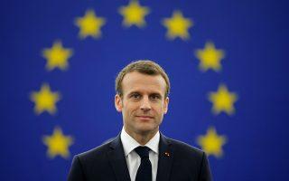 Ο ΟΟΣΑ παρότρυνε χθες τον πρόεδρο της Γαλλίας, Εμανουέλ Μακρόν, να συνεχίσει τις μεταρρυθμίσεις, παρά τις πιέσεις των «Κίτρινων Γιλέκων» αλλά και την επιβράδυνση της οικονομικής ανάπτυξης.