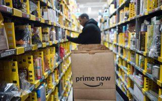 Τα πλεονεκτήματα από μια συνεργασία με την Amazon είναι τεράστια εάν αναλογιστεί κανείς πως μόνον η συνδρομητική υπηρεσία Prime έχει πάνω από 100 εκατομμύρια μέλη.