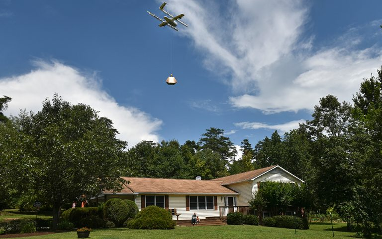 Ντελίβερι με drones ξεκινάει η Google στην Αυστραλία