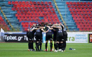 Η ομάδα της Ν. Σμύρνης δεν θα πάρει άδεια για το πρωτάθλημα της νέας περιόδου και θα ξεκινήσει με -6 βαθμούς και περιορισμούς.