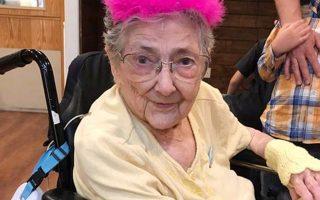 Η Ρόουζ Μαρί Μπέντλεϊ έζησε μια μακρά και υγιή ζωή και δεν έπασχε από κάποια χρόνια πάθηση, όπως δήλωσαν τα παιδιά της.