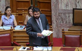 O Γ. Βασιλειάδης αναμένεται να συναντηθεί με τους αντιδρώντες βουλευτές του ΣΥΡΙΖΑ την ερχόμενη Τρίτη.