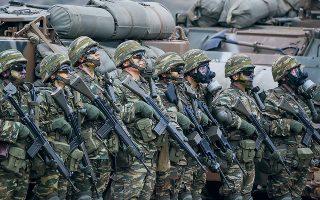 «Ισχυρές Ενοπλες Δυνάμεις κάνουν τη χώρα ευυπόληπτη στους φίλους και σεβαστή στους αντιπάλους» γράφουν δέκα απόστρατοι ανώτατοι αξιωματικοί κρούοντας κώδωνα κινδύνου.