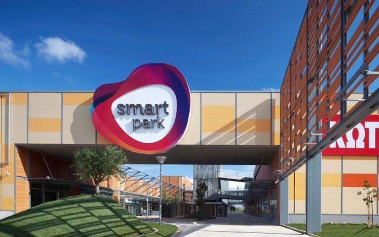 Συνωστισμός αλυσίδων για μια θέση στο νέο τμήμα του Smart Park