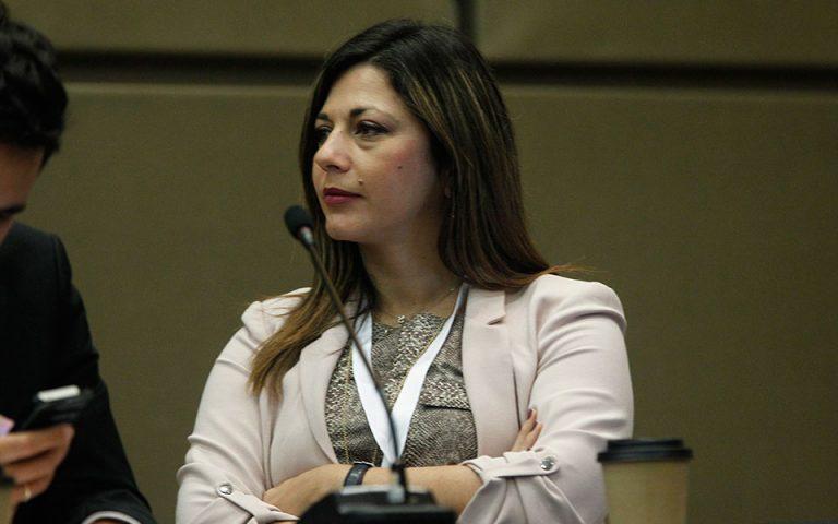 Σ. Ζαχαράκη: Οταν προκηρύξει εκλογές ο Α. Τσίπρας, θα πάμε σε όσα ντιμπέιτ θέλει