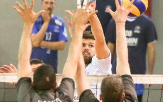 Ο ΠΑΟΚ νίκησε με 3-0 την Κηφισιά και θα βρεθεί για 5η συνεχόμενη φορά στους τελικούς της Α1 βόλεϊ.