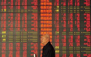 Οι κινεζικές αγορές αντέδρασαν αρνητικά στο «μήνυμα» της κυβέρνησης.