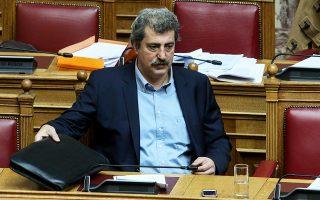 Ο αναπληρωτής υπουργός Υγείας Π. Πολάκης συνέχισε να τροφοδοτεί το θέμα με νέα ανάρτηση στα social media.