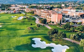 Πρόσφατα η Εθνική Πανγαία προχώρησε σε συμφωνία για την απόκτηση του 60% του σύνθετου τουριστικού καταλύματος Aphrodite Hills Resort και του Aphrodite Springs, στην Πάφο της Κύπρου. Η καθαρή αξία της επένδυσης ανήλθε σε 31,8 εκατ. ευρώ.