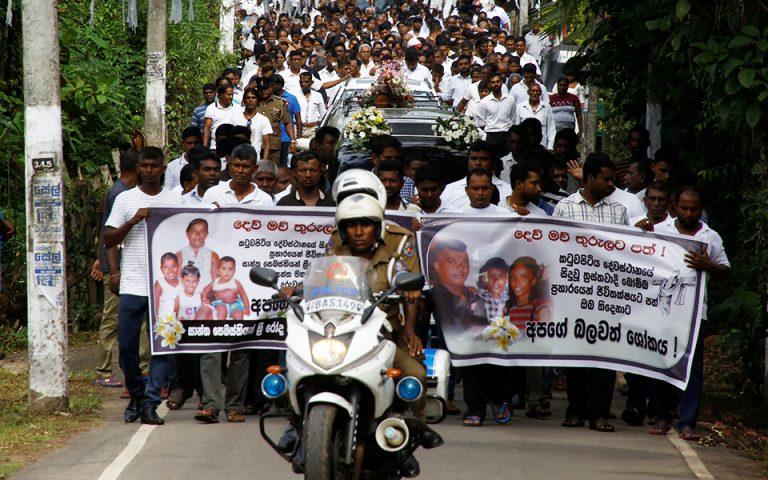 Μορφωμένοι οι βομβιστές στη Σρι Λάνκα