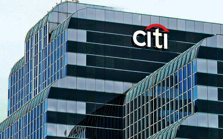 Οι τράπεζες ενισχύονται αλλά οι κίνδυνοι παραμένουν, λέει η Citi