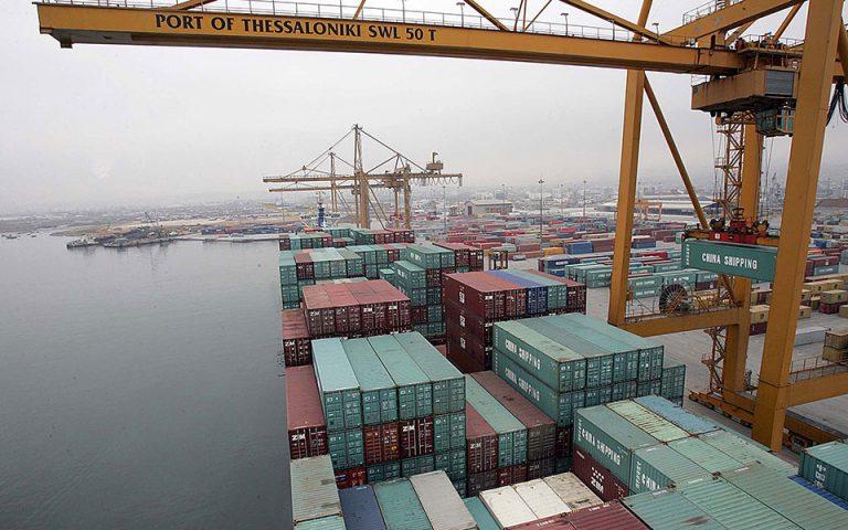 Υπερδιπλασιασμός καθαρής κερδοφορίας για το λιμάνι της Θεσσαλονίκης