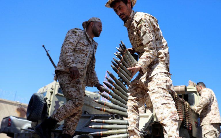 Λιβύη: Εκλεισε το μοναδικό λειτουργικό αεροδρόμιο της Τρίπολης μετά από βομβαρδισμό