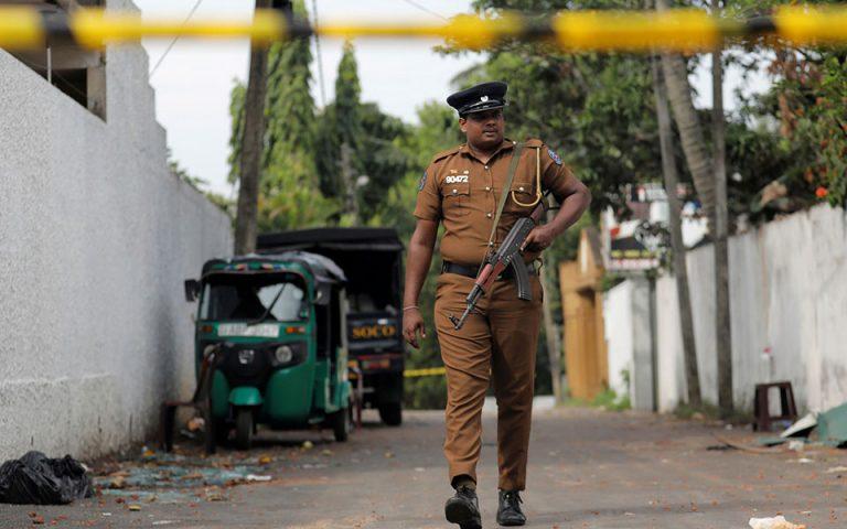 Τρεις νέες εκρήξεις και ανταλλαγή πυρών στη Σρι Λάνκα