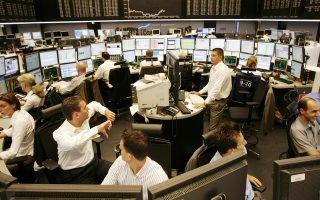 Στο Λονδίνο ο FTSE 100 έκλεισε με άνοδο 0,44%, στη Φρανκφούρτη ο DAX με +0,67%, στο Παρίσι ο CAC 40 με +0,36%, στο Μιλάνο ο FTSE MIB με +0,12%, ενώ στη Μαδρίτη ο ΙΒΕΧ έμεινε αμετάβλητος.