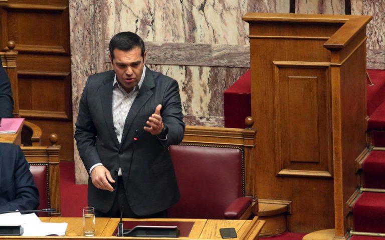 Πρόταση μομφής από τη ΝΔ κατά Πολάκη – Πλήρης κάλυψη από Τσίπρα