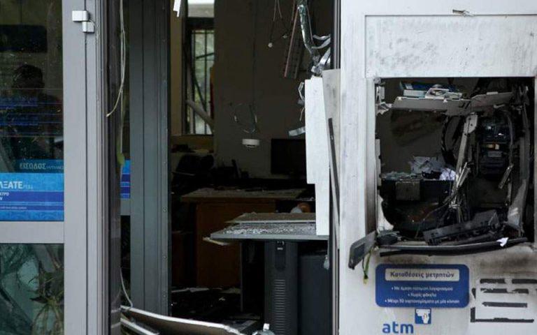 Νέο «χτύπημα» σε ΑΤΜ στην Παλλήνη