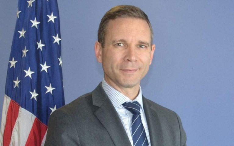 «Η Ελλάδα πρέπει να εκμεταλλευτεί τις δυνατότητες στον τομέα της ενέργειας», δηλώνει ο Αμερικανός πρόξενος Γκέγκορι Φλέγκερ