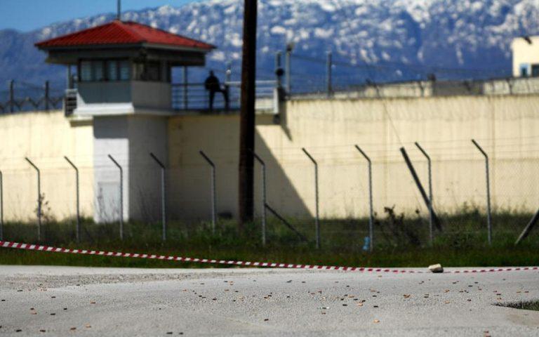 Συνελήφθη 55χρονος για τον φόνο συγκρατούμενού του στις φυλακές Τρικάλων