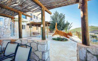 Κατοικία στον εβραϊκό εποικισμό Νοφέι Πρατ στη Δυτική Οχθη ενοικιάζεται μέσω της Airbnb.