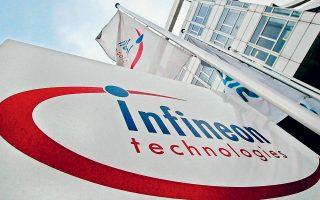 Ισχυρή άνοδος εμφανίστηκε στον κλάδο της τεχνολογίας, με τις μετοχές των Infineon Technologies, Siltronic και STMicro να ενισχύονται από 1,7% έως και 5%.