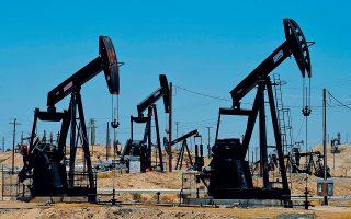 Το αργό πετρέλαιο ανήλθε στα 64,47 δολάρια λόγω των στοιχείων που έδειξαν δραστική μείωση των αποθεμάτων βενζίνης στις ΗΠΑ. Το Βrent σημείωσε άνοδο 1,47% στα 71,65 δολ. το βαρέλι.