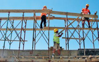 Κατά την περίοδο των τελευταίων δώδεκα μηνών, δηλαδή από τον Φεβρουάριο 2018 έως τον Ιανουάριο 2019, η συνολική οικοδομική δραστηριότητα ανήλθε σε 15.245 οικοδομικές άδειες.