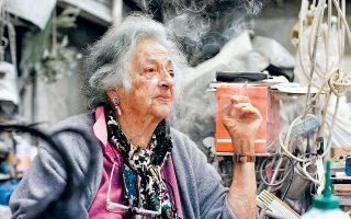 Η Νάτα Μελά έφυγε ήρεμη, μέσα στην αγκαλιά της οικογένειάς της, στα 96 χρόνια της.