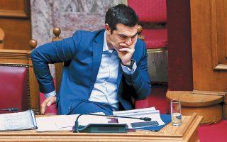 Πολιτικές πρωτοβουλίες, όπως η επίσκεψη Τσίπρα στη Βόρεια Μακεδονία, ο συμβιβασμός με τους εταίρους για την πρώτη κατοικία, αλλά και το ευρωψηφοδέλτιο του ΣΥΡΙΖΑ ως «εργαλείο» προσέγγισης με την Κεντροαριστερά, δεν είχαν το προσδοκώμενο από το Μέγαρο Μαξίμου αποτέλεσμα.