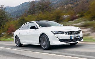 Η γαλλική εταιρεία εφοδιάζει το νέο σπορ sedan με κινητήρες βενζίνης και πετρελαίου από 1.500 έως και 2.000 κ.εκ. Το «δικό μας» 508 έκρυβε τον 2.0 BlueHDi κινητήρα των 177 ίππων.