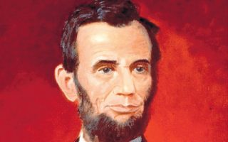 «Η ψήφος είναι πιο δυνατή από τη σφαίρα. Με τη σφαίρα μπορεί να σκοτώσεις τον εχθρό σου. Με την ψήφο μπορεί να σκοτώσεις το μέλλον των παιδιών σου». (Αβραάμ Λίνκολν, 1809-1865, Αμερικανός πρόεδρος) The Associated Press