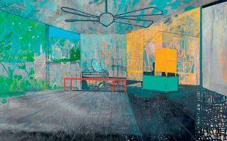 H Γκαλερί Ζουμπουλάκη παρουσιάζει τη νέα ατομική έκθεση της Ηώς Αγγελή με τίτλο «Is it a trap?». Διάρκεια έκθεσης: έως 4 Μαΐου. Γκαλερί Ζουμπουλάκη, πλατεία Κολωνακίου 20.