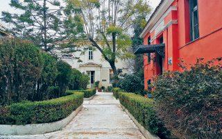Το κτίριο όπου στεγάζεται το Ασυλο Ανιάτων αποτέλεσε την τελευταία αθηναϊκή οικία της οικογένειας Ροδοκανάκη έως το 1901.