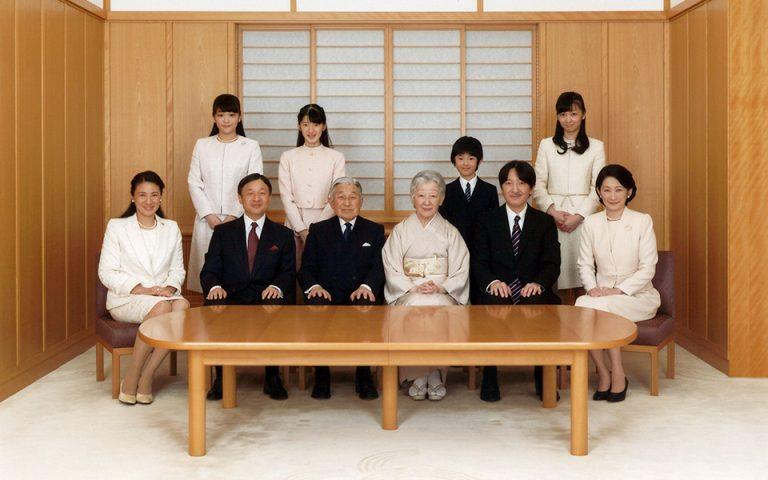 Ιαπωνία: Το ένδυμα του νέου αυτοκράτορα και άλλα τελετουργικά ενόψει της ενθρόνισης του Ναρουχίτο