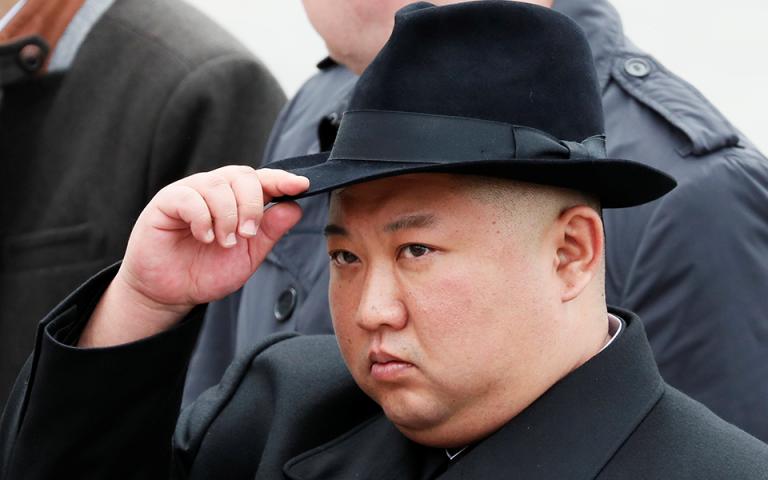 Ρωσία: Ο Κιμ Γιονγκ Ουν κατηγόρησε τις ΗΠΑ για «κακοπιστία»