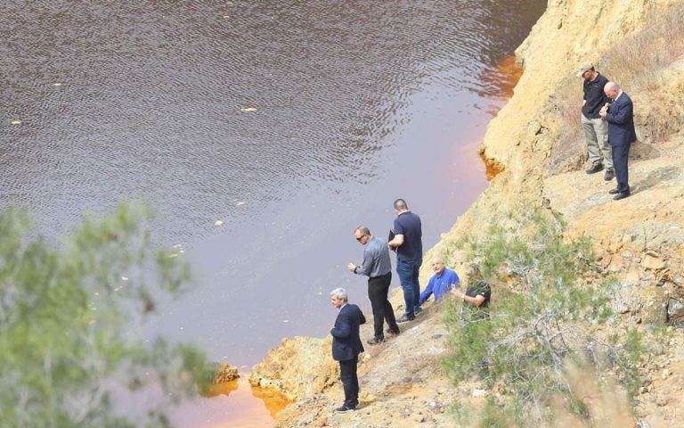 Κύπρος: Αρχισαν οι έρευνες για να εντοπιστούν τα επτά θύματα του «Ορέστη»