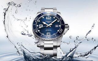 LONGINES Hydroconquest Automatic Blue